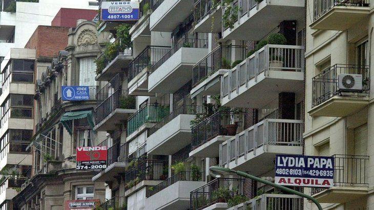 Ley de alquileres: inmobiliarias prevén fuerte alza