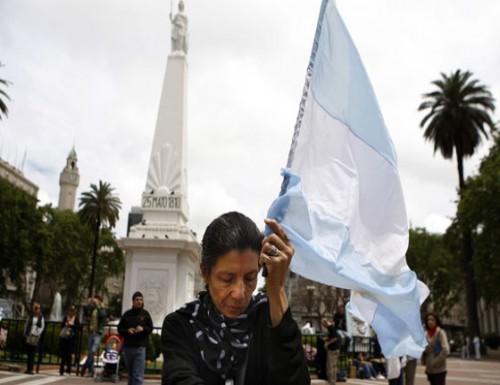 Una multitud despidió a Néstor Kirchner
