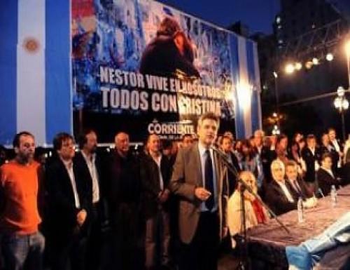 PLENARIO EN EL CONGRESO POR EL PROYECTO NACIONAL