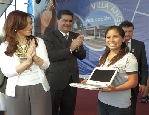Cristina en el Chaco lanzaría su candidatura