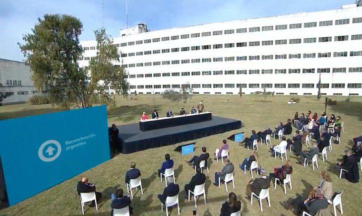 Alberto Fernández ironizó sobre el pase de Vidal de Provincia a Ciudad de Buenos Aires