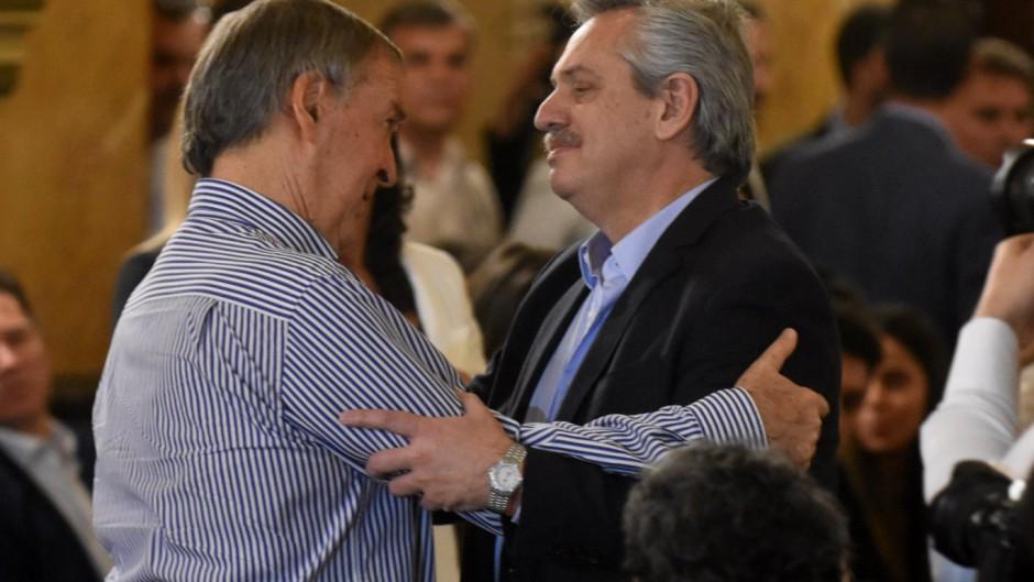 Fernández criticó a Schiaretti por su neutralidad