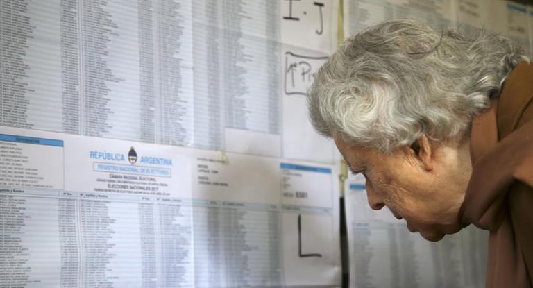 Uno de cada tres argentinos no sabe a quién votará en las próximas elecciones