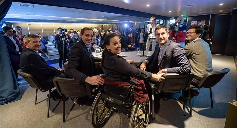 Convenio garantizar accesibilidad a personas discapacitadas