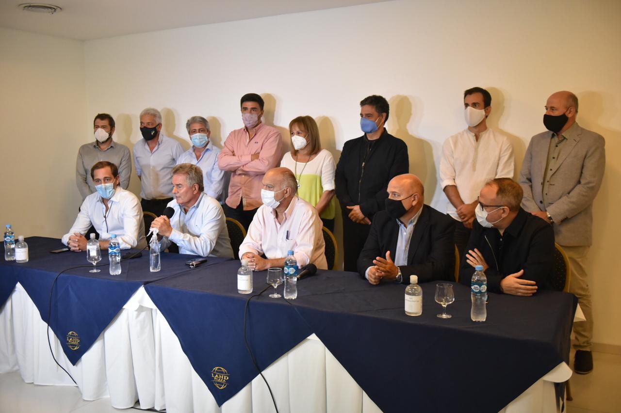 Intendentes PRO se reunieron en Bahía Blanca