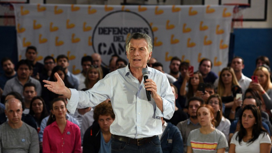 Mauricio Macri, preocupado por las causas que impactan en su familia
