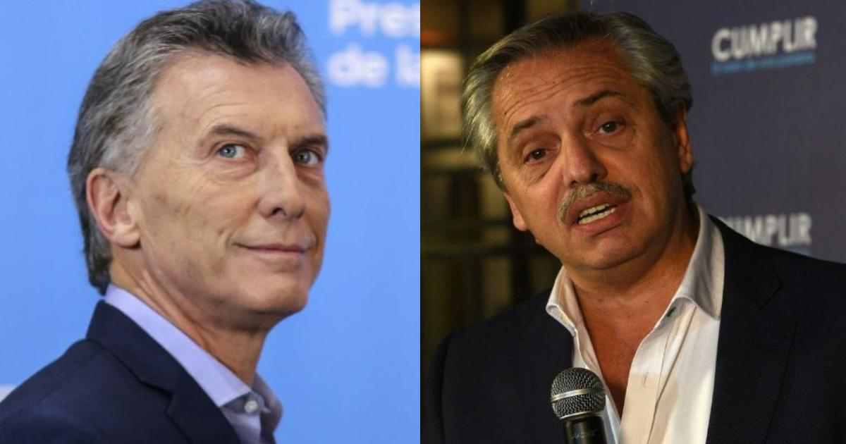 Encuestas: Macri y el binomio F-F están cabeza a cabeza