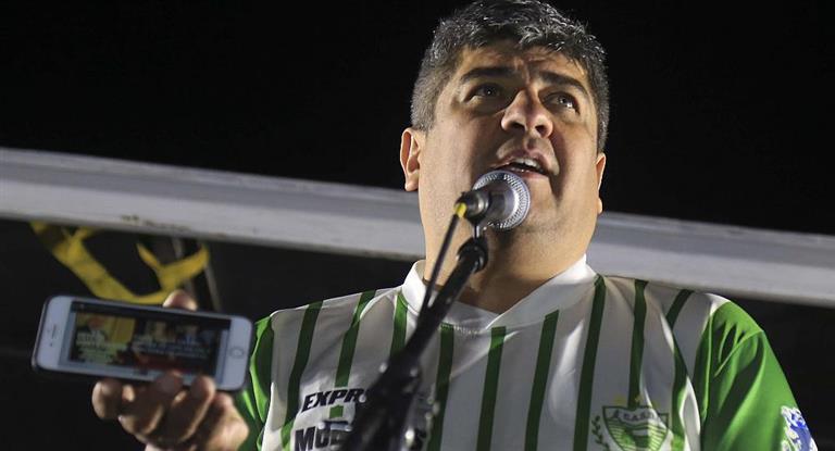 El fiscal Scalera insistirá con el pedido de detención de Pablo Moyano