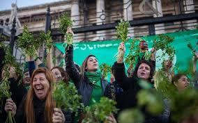 Movilizaron en La Plata contra las violencias hacia mujeres
