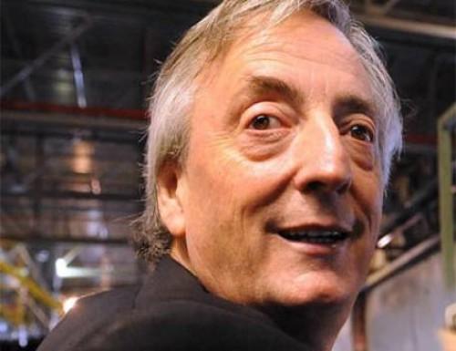 El ex presidente Néstor Kirchner murió, un pueblo lo llora