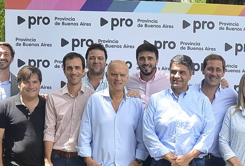 En el PRO apuestan a Jorge Macri como gobernador