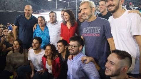 Encuentro Nacional de la Juventud de Cambiemos en Quilmes