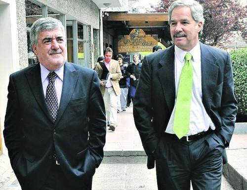 Dos que se cortan solos en el Peronismo Federal