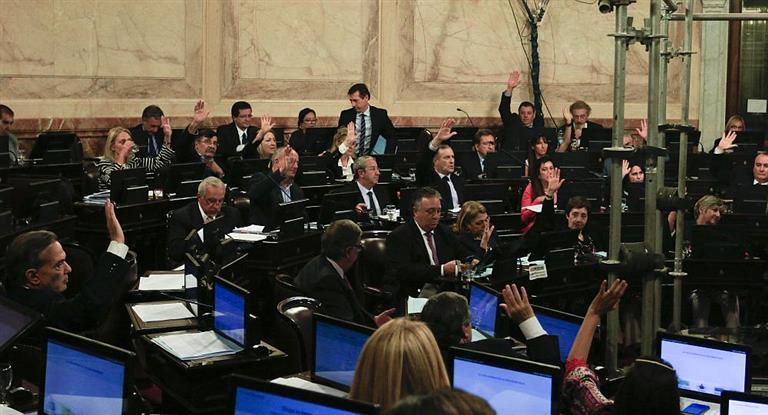 Senado aprobó con cambios la reforma del mercado de capitales