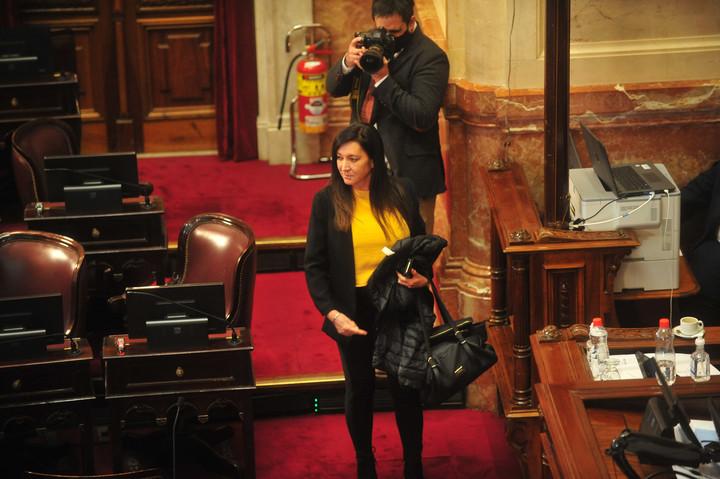 El Senado desplazó a Bruglia, Bertuzzi y Castelli