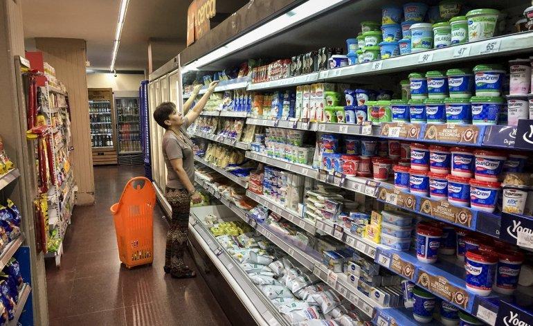 Las grandes empresas siguen aumentando el precio de los alimentos