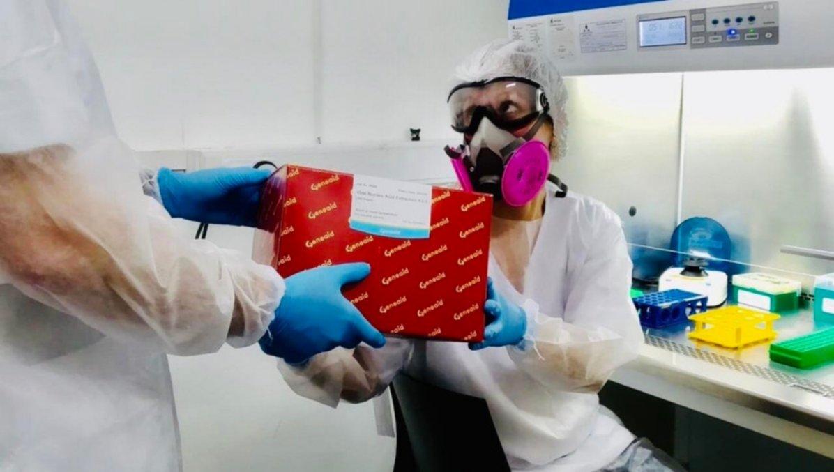 La UNLP ya realizó más de 20 mil testeos de coronavirus