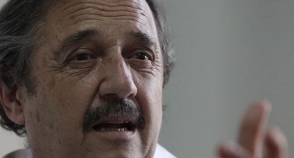 Alfonsín criticó a la UCR