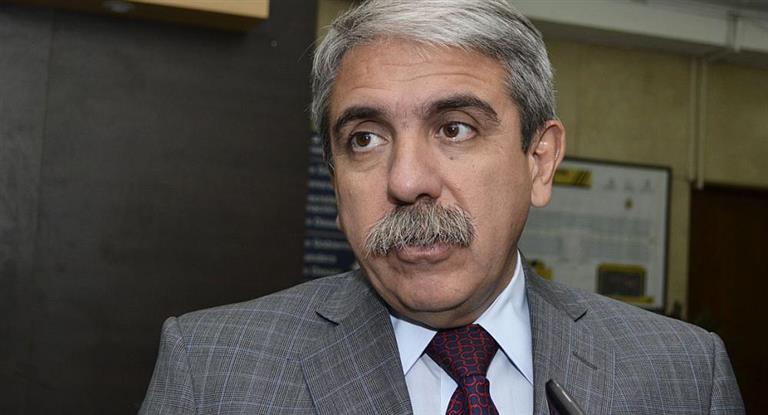 Aníbal Fernández apuntó contra La Cámpora