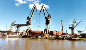 Trabajadores tomaron el Astillero Río Santiago