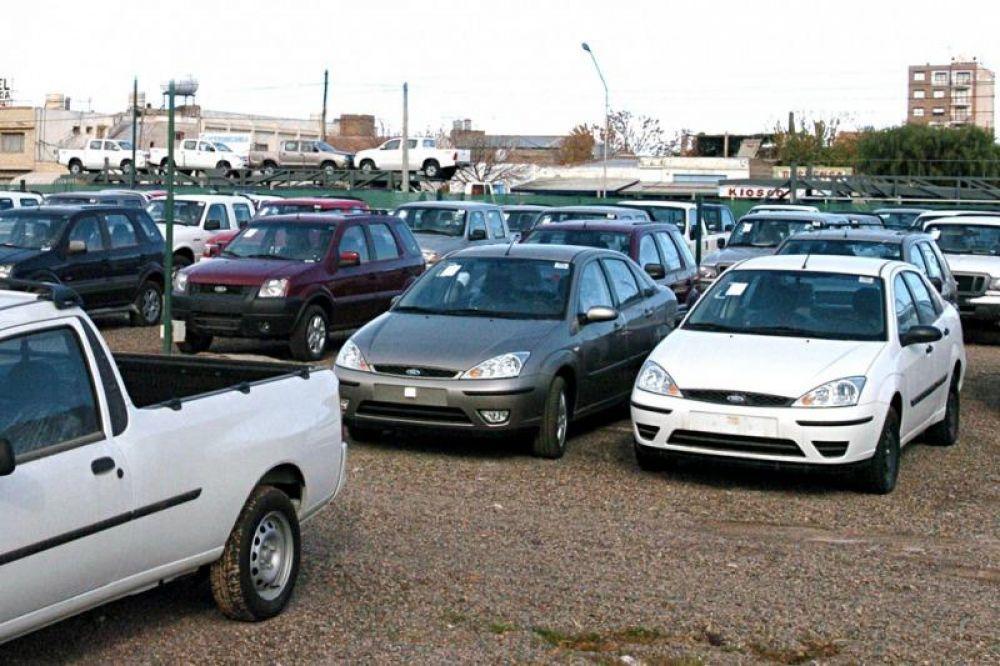 La venta de autos usados creció en marzo 65,03% interanual