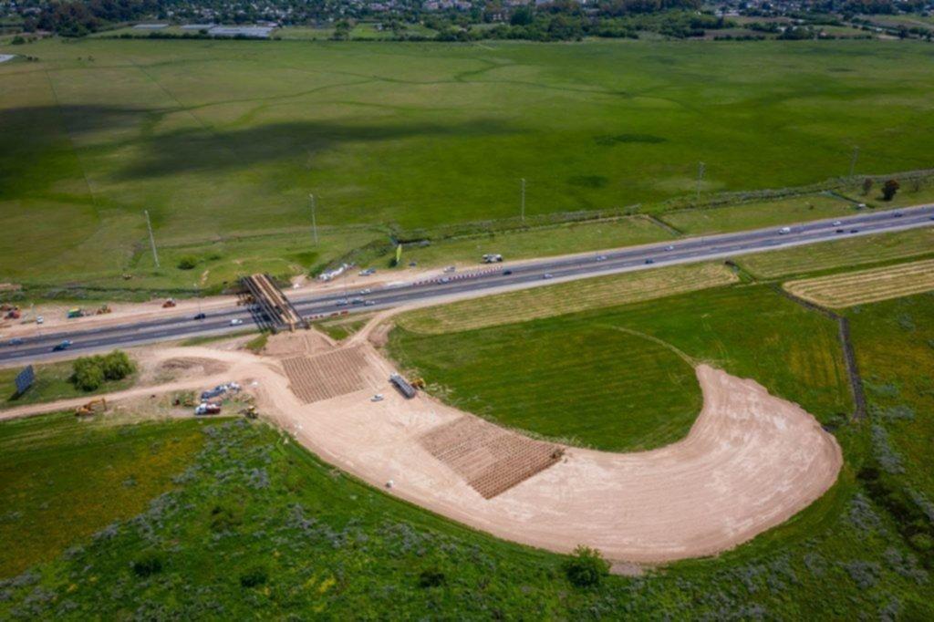 AUBASA informó el cronograma de cierres de Autopista La Plata-Hudson