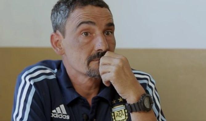 Bebote Álvarez acusó a los Moyano