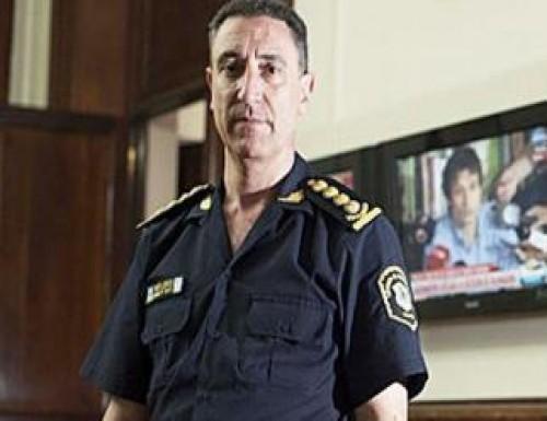 Vidal reemplazó al jefe de la Policía, Pablo Bressi