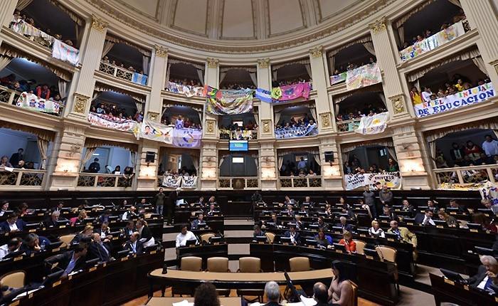 Massa e Insaurralde se disputan la presidencia de Diputados