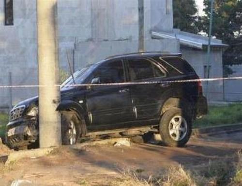 La camioneta del doble crimen en La Plata está a nombre de un funcionario municipal