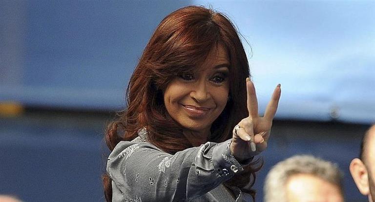 Cristina convocó al voto opositor