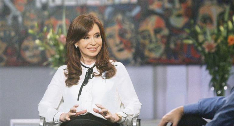 Fijan fecha para juicio oral contra Cristina