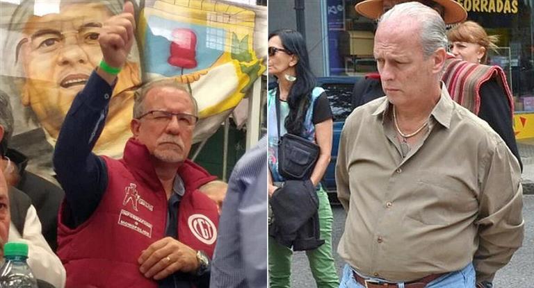 Plaini y Rodríguez que la marcha del 22 de agosto se decidirá en conjunto.