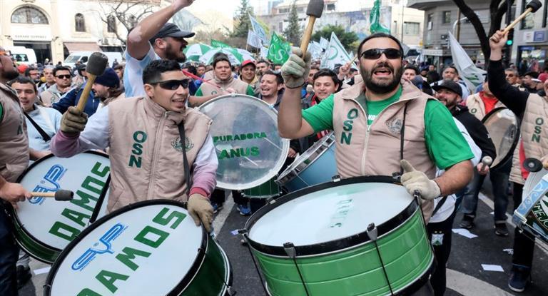OCA: Camioneros lanza un paro nacional