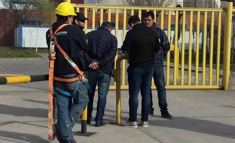 Chubut: detuvieron al ministro Bortagaray y al exministro Pagani