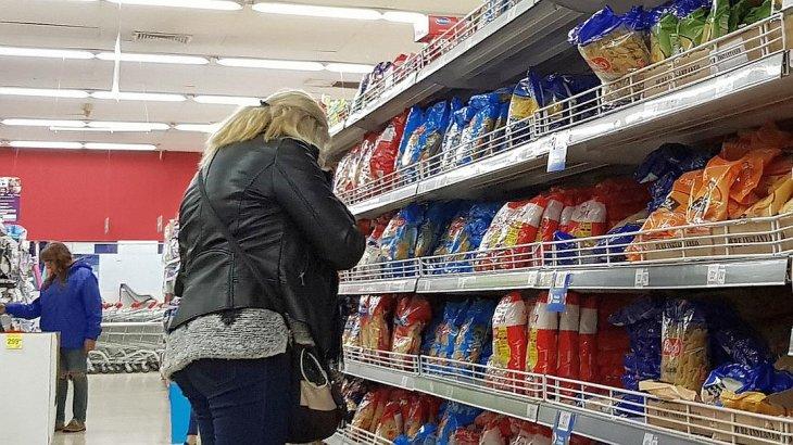 Las ventas minoristas de pymes cayeron 3,5% en enero