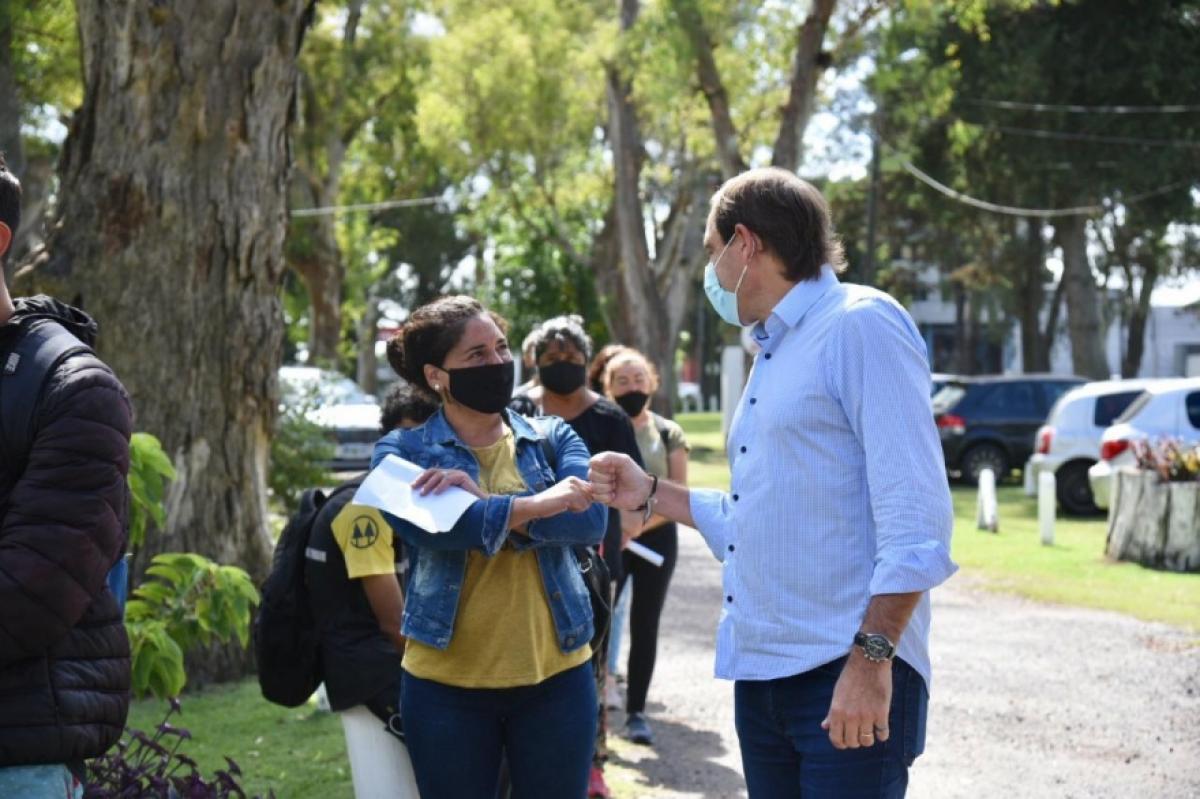 Denuncias cruzadas entre Julio Garro y cooperativistas