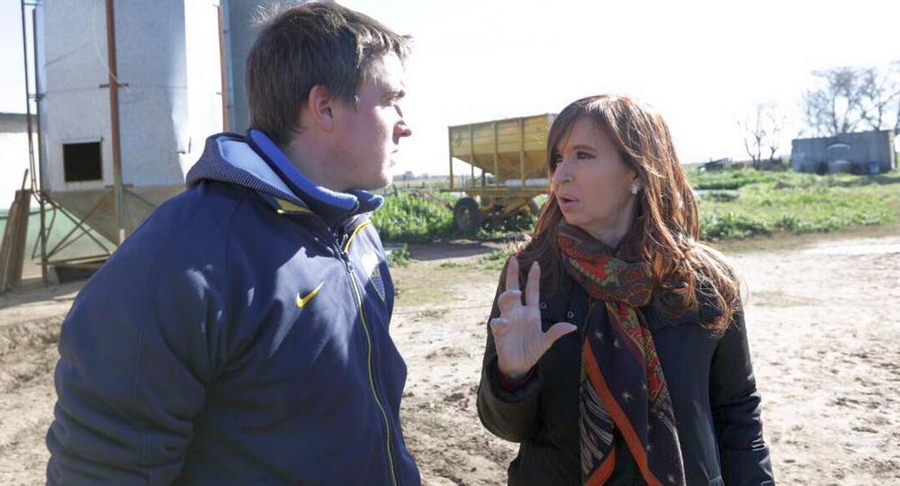 Cristina centra su campaña en el interior bonaerense