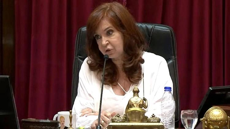 Cristina convoca a sesión para el 6 de mayo