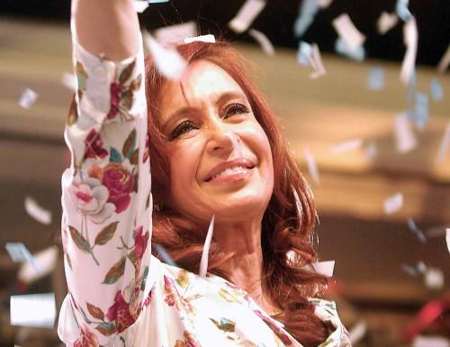 La imagen positiva de Cristina al tope