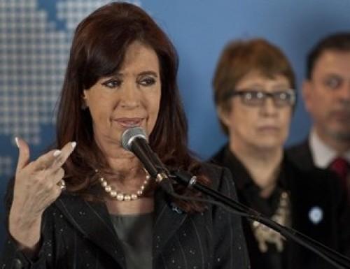 La Presidente sobre los dichos de Barrionuevo: