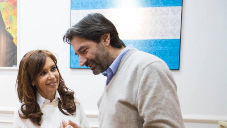Cristina bajó a su candidato en Córdoba