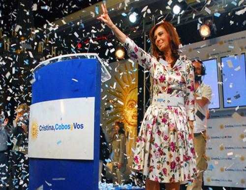 Cristina ganaría con el 41 por ciento en La Plata