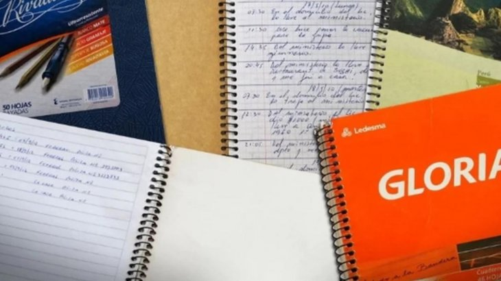 Cuadernos: desactivan recompensa para quienes aporten información