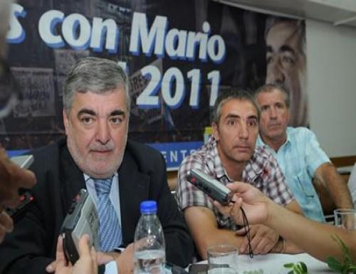 """Das Neves, """"el limite es Macri"""""""