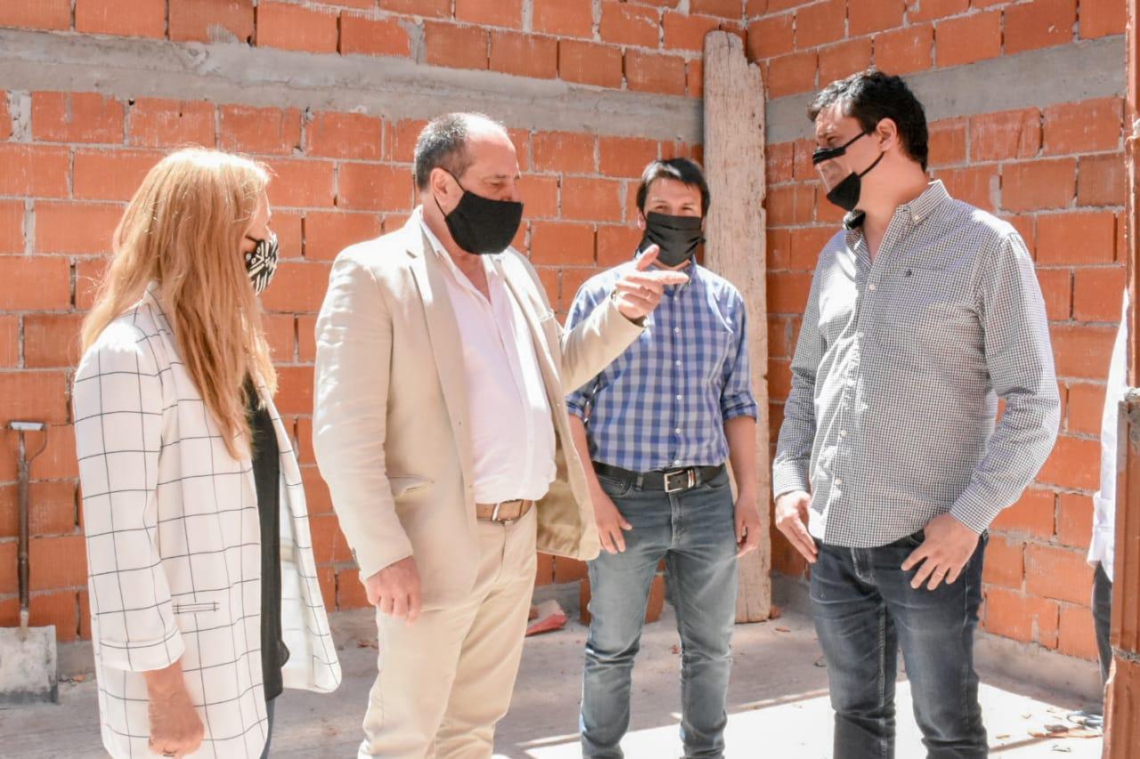 Diputados de Juntos por el Cambio visitaron la Municipalidad, hablaron de obras, salud y presupuesto