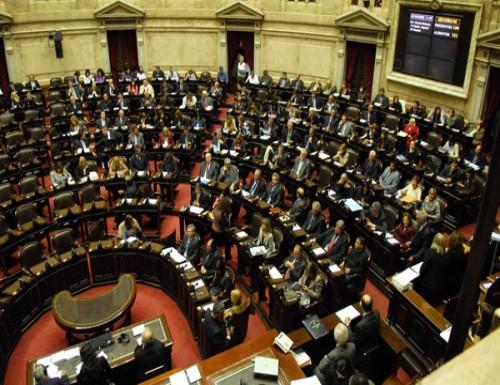 La Cámara de Diputados devuelve a comisión proyecto de Presupuesto