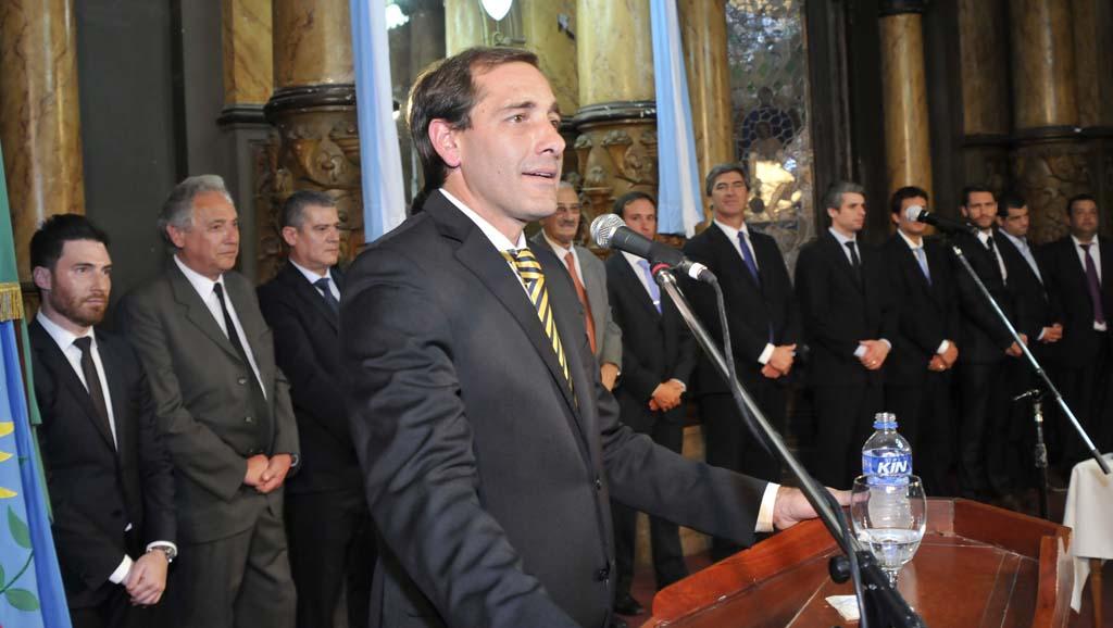 Garro pone en marcha el ajuste Municipal