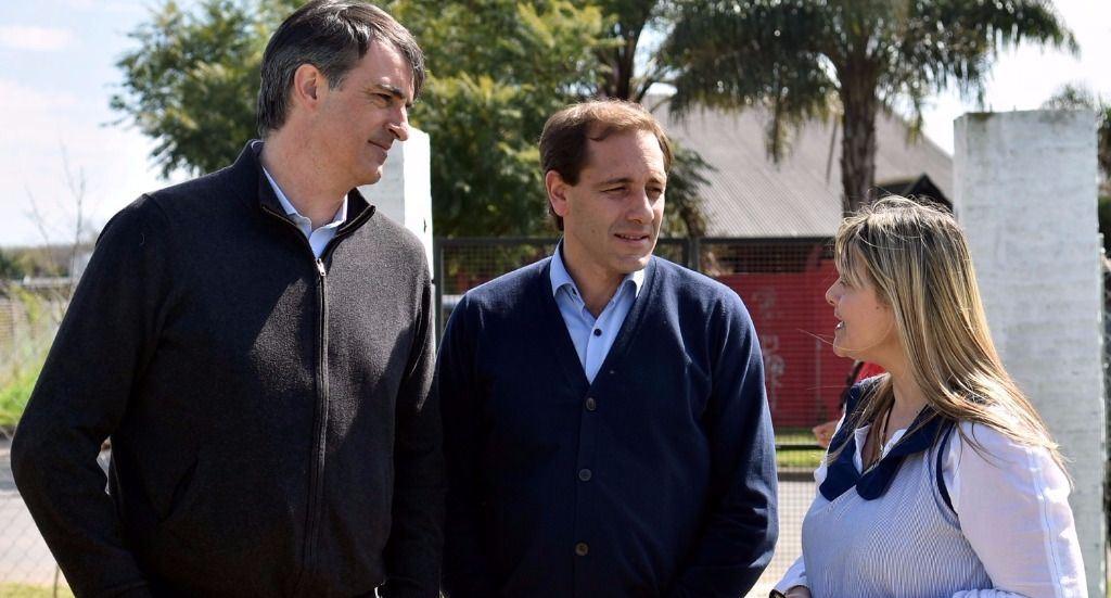 Bullrich y Garro se mostraron juntos en La Plata