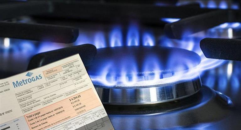 Juez ordenó suspender cortes de gas por falta de pago